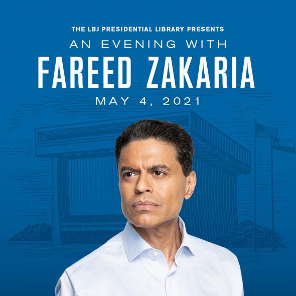 An Evening With Fareed Zakaria