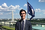Student Spotlight: Jared LeBrun interns at the U.S. Department of State's Bureau of Energy Resources, Office of Energy Programs