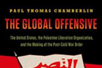The Global Politics of Palestinian Liberation, 1967-1975 with Paul Chamberlin