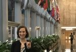 Student Spotlight: Mackenna Shull interns with the U.S. Department of State's Foreign Service Institute